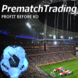 Pre Match Trading For Profits