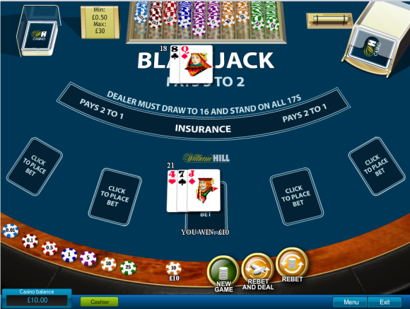 How to Play Classic Blackjack Game?