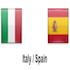 Match Zone: Italy v Spain