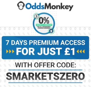 OddsMonkey Offer